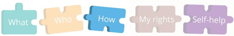 Puzzle Pieces - What