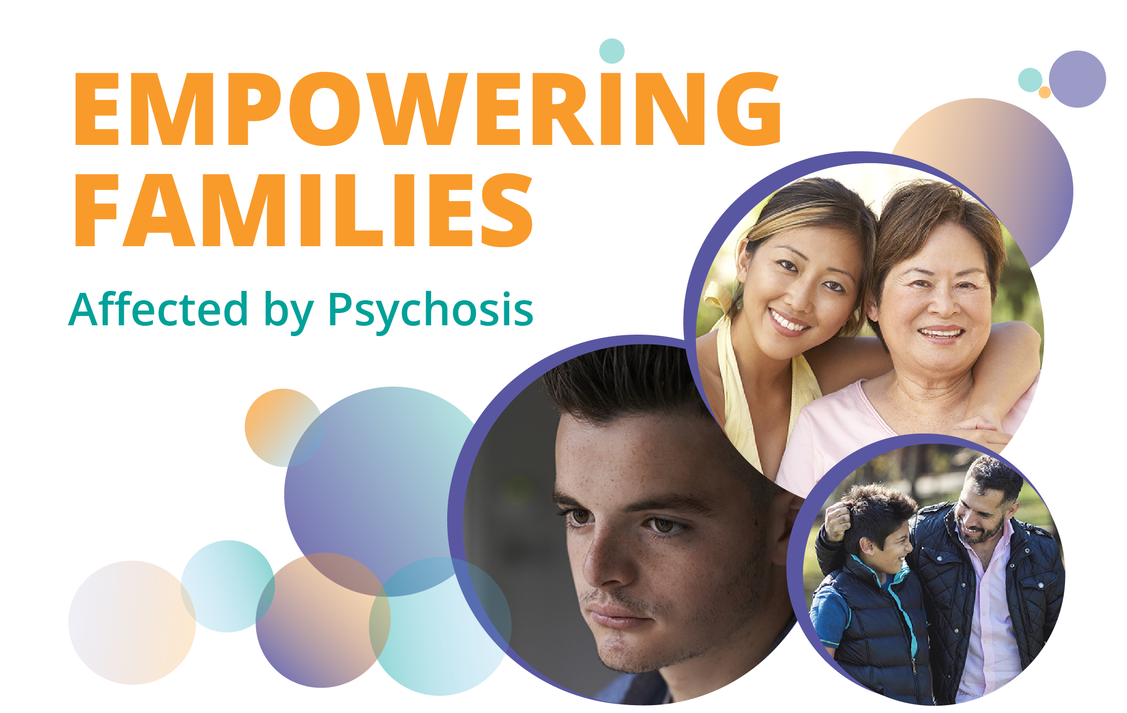 Empowering families affected psychosis